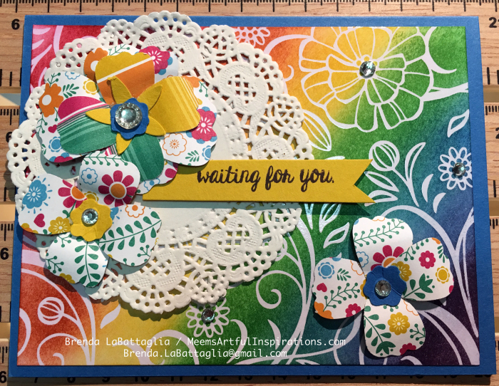 Stamp Set Sunday featuring Over The Rainbow by Stampin' UP!