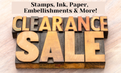 Shop the Stampin Up Clearance Rack, specials, sales, marketplace, deal, coupon